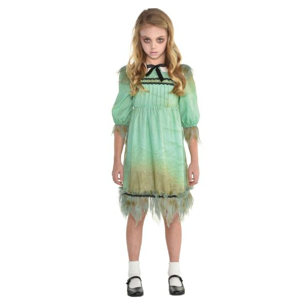 Creepy Girl Costume Girl